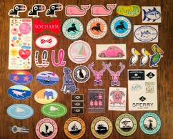 preppy decals live the prep preppy sticker collection live the prep