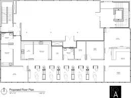 office floor plan sample