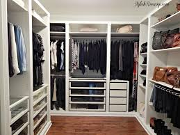 ikea closets reving my closet with the ikea pax wardrobe stylish rev