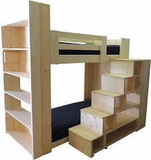 Steps For Bunk Bed Loft Bed Accessories Order Form Made In Usa