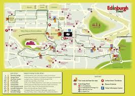 Bus Route Map Hop On Hop Off Edinburgh Anzeigen Edinburgh Hop On Hop Off Bus