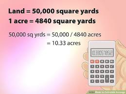 32 Sq M To Sq Ft How To Calculate Acreage With Cheat Sheet Wikihow