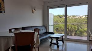 Bar Wohnzimmer Les Amis Apartamentos Costamar Spanien Lloret De Mar Booking Com
