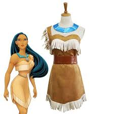 Pocahontas Halloween Costume Adults Cheap Women Indian Costume Aliexpress