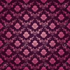 Purple Damask Wallpaper by Damask Seamless Floral Pattern Royal Wallpaper Floral Ornaments