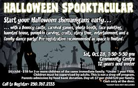 halloween adults games community events