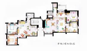 floor plans for popular tv shows album on imgur