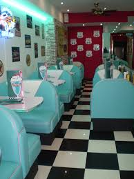 50s Style Bedroom Ideas Retro Diner Love The Old Car Booth 50 U0027s Stuff Pinterest
