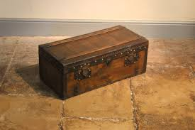 late 19th century french campaign trunk leather trunks u0026 luggage