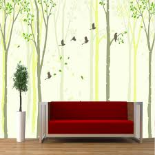 Wall Mural Country Forest Road Country Road Trail In Forest Wallpaper 3d Wall Mural Rolls