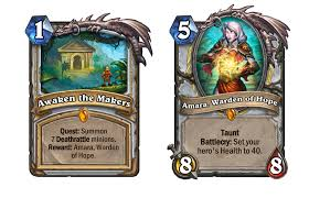 hearthstone journey to un goro is bringing new cards and
