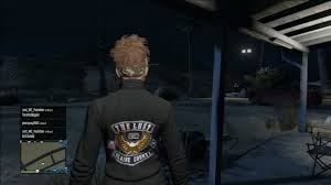 mc jacket gta 5 lost mc jacket youtube
