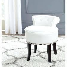 Bench For Bathroom - vanities white wicker vanity chair best 25 white dressing table