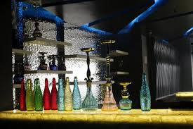 blue martini bottle panchtatva the essence of life food lovers new destination in