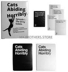 cards against humanity where to buy in store cards against humanity expansion cats abiding horribly party