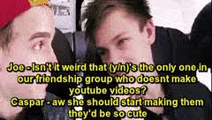 Meme Youtube Videos - caspar lee au meme gifs search find make share gfycat gifs