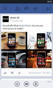fb app android why is the beta app for windows phone 8 identical to the
