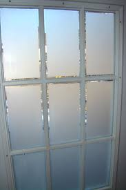 frosted glass on french doors closed doors frosted glass and