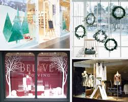 4 exciting concepts for christmas window displays