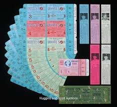 Chicago White Sox Map by 217 1960 Modern Chicago White Sox Ticket Treasure Chest With 1960