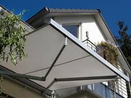 Vinyl Patio Cover Materials by Awnings For Decks Hgtv