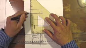 drawing floor plans by hand architectural floor plan sketch by hand drawing no 3 youtube