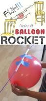 diy kids crafts you can make in under an hour balloon rocket