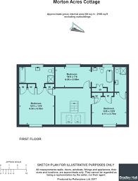 morton acres cottage chilton moor floor plans