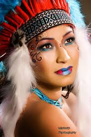 35 best native american war paint makeup images on pinterest