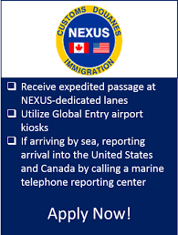global entry help desk nexus u s customs and border protection