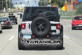 jeep wrangler light grey 2018 jeep wrangler jl drops major camo revealing nearly all