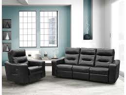 Elran Reclining Sofa Elran Living Room Power Reclining Sofa W Articulating Headrest