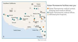 Sbcc Campus Map Kaiser Permanente Uc Santa Barbara University Of California