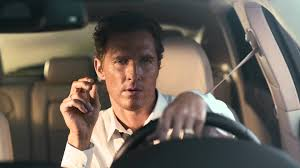 lexus commercial actor 2017 matthew mcconaughey talks to dogs in latest lincoln ad mlive com
