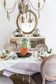 How To Set A Table How To Set A Peter Rabbit Inspired Easter Table So Much Better