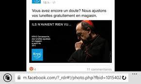 siege social krys carcassonne odieux dérapage du magasin krys l observatoire de