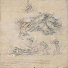 michelangelo and the fall of phaethon joelipa