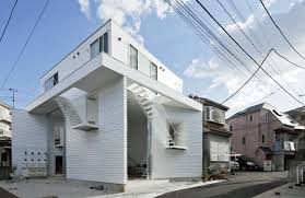 New Approaches To Apartment Living In Japan JAU - Japanese apartments design