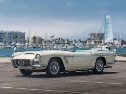 custom maserati sedan rm sotheby u0027s 1959 maserati 3500 gt spyder by frua monterey 2017