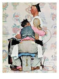 norman rockwell posters at allposters