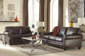 stunning ashley leather living room sets photos awesome design