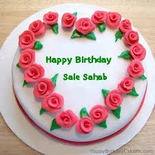 roses birthday cake for sale sahab