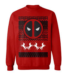 dc superheroes christmas sweaters jumpers merchoid