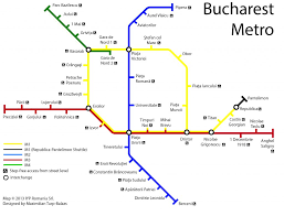 Metro Route Map by How To Navigate Public Transport In Bucharest Brasov Living In