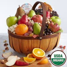 organic fruit gift baskets shari s berries