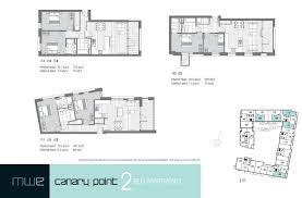 208 Queens Quay Floor Plans by Marine Wharf East Mwe At Surrey Quays Propertyfactsheet