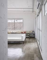moderne schlafzimmergestaltung estrich polierter estrichboden für moderne schlafzimmergestaltung