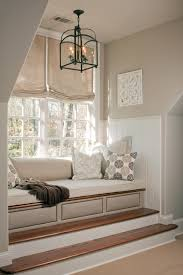 bed u0026 bath chic dormer window with upholstered daybed for window