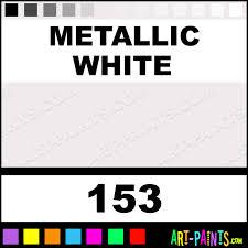 metallic white metallic metal and metallic paints 153 metallic