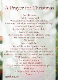 prayer christmas simple prayers faith holidays